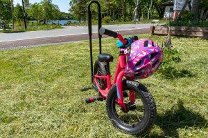 幼児向けレンタルサイクルHotwalk